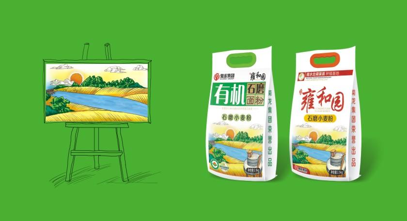 雍和园石磨小麦粉千亿体育网站千亿体育app