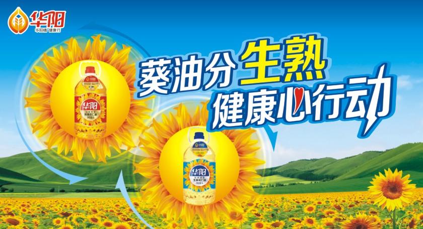 食用油宣传海报