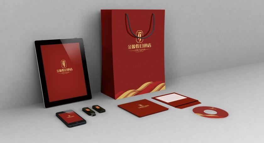 酒店VI礼盒手提袋千亿体育app